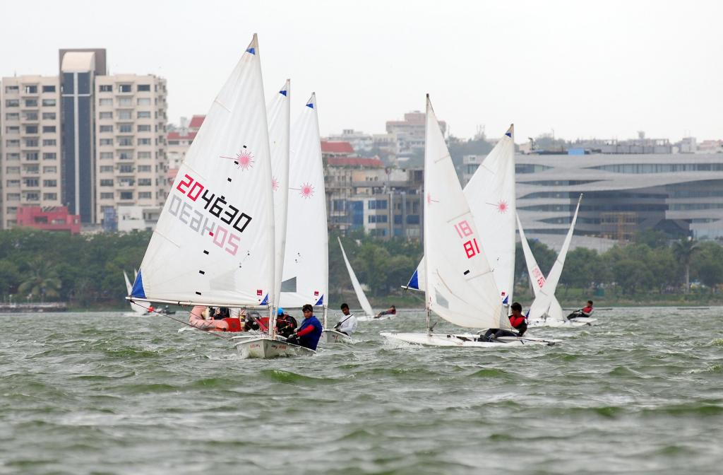 LASER NATIONAL SAILING CHAMPIONSHIP ON 17 JULY 2014 Gallery