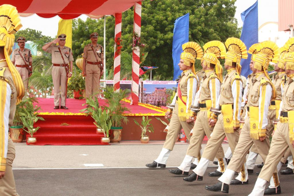 Passing out parade of 25th batch constablefire&12th  constableDCPO(FSTI)AT NISA ON Aug 4.14 Gallery
