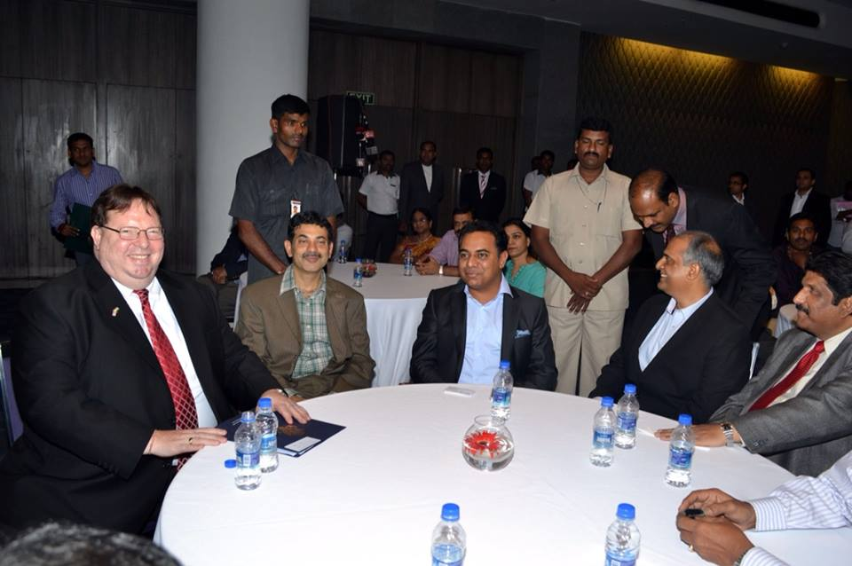 PR&IT Minster KTR attiended American Independence Day celebrations on 01.07.14 Gallery