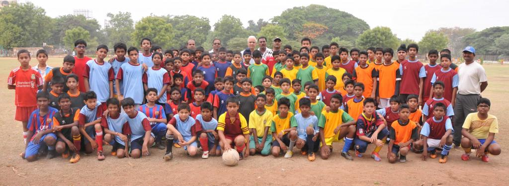 Summer Camp Football Tournament at Gymkhana Gallery