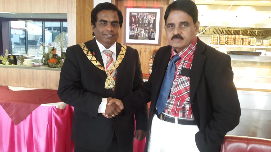 Hon ble AP I&PR  Minister Dr Palle Raghuanatha Reddy s Visit to London on 7-11-14 Gallery