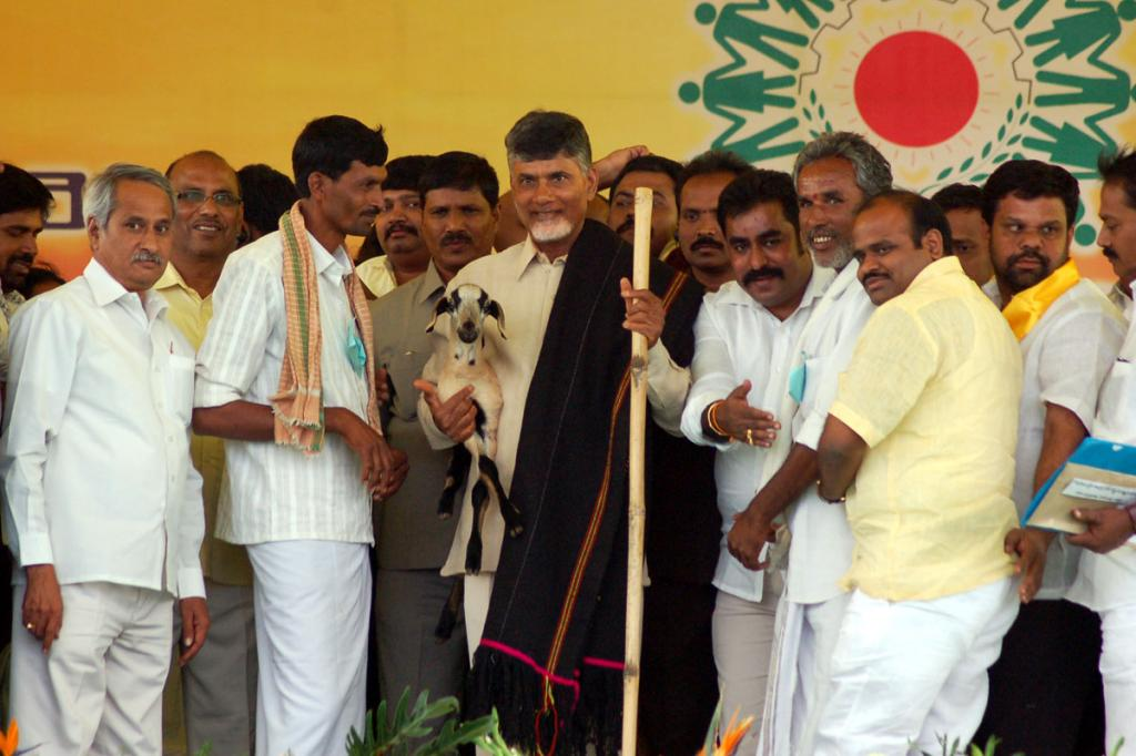 AP CM BABU Visit to Chittoor on 05-11-2014 Gallery