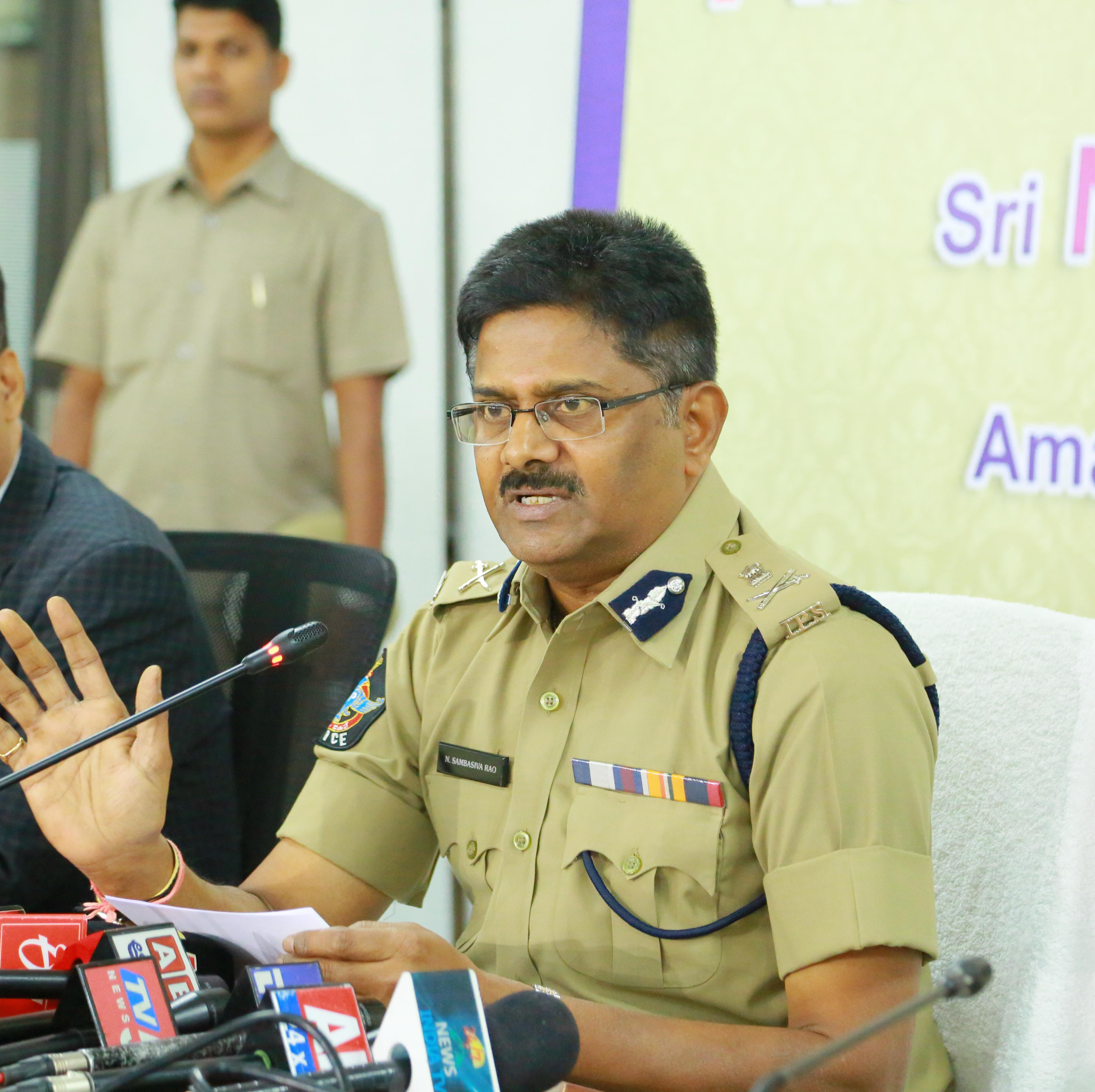 Telangana, AP police unveil plan of action for 2018