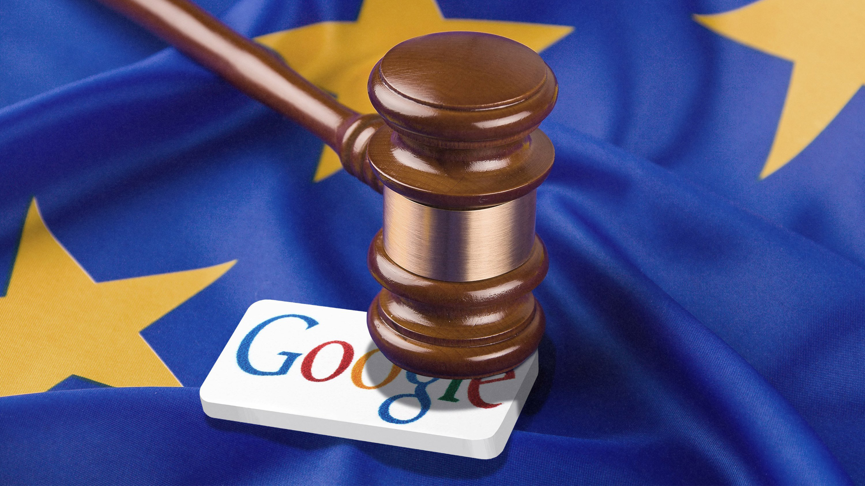 EU Slaps 2.4 bn fine on Google