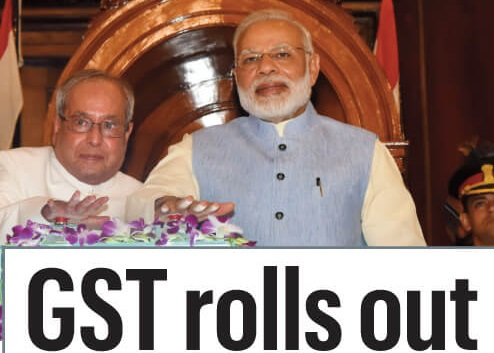 GST rolls out