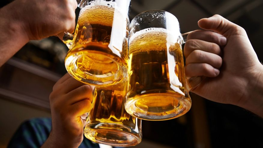 AP Minister calls beer a 'health drink'